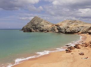 Cabo de laVela; Pilón de Azúcar; L Guajira