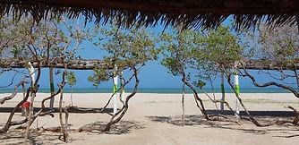 Playas de Mayapo; La Guajira