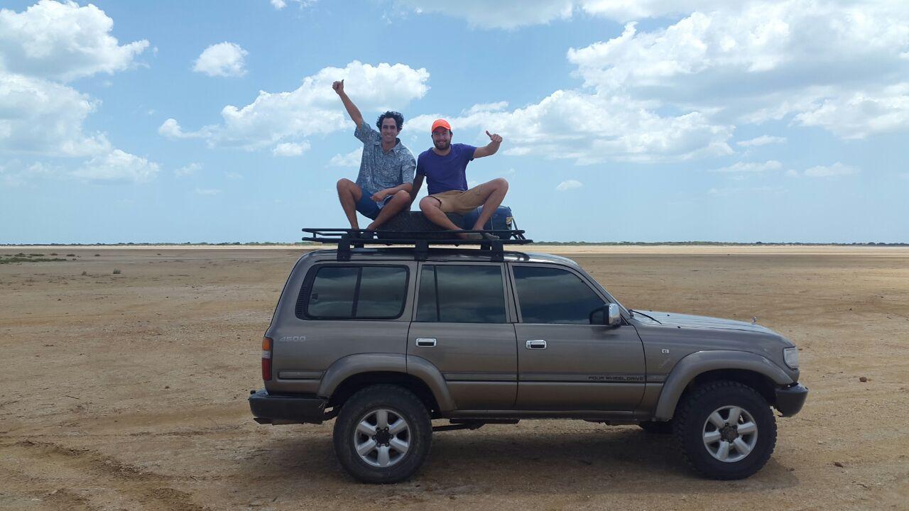 Desierto ALta Guajira