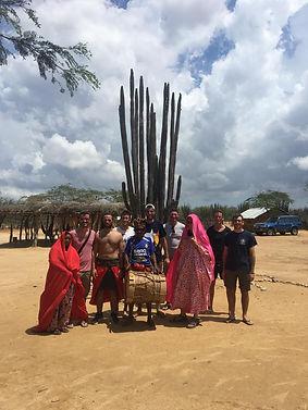 Ranchería Wayuú; Guajira; Cultura
