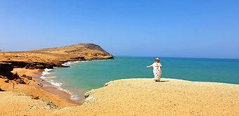 Cabo de la Vela; Pilón de Azúcar; La Guajira