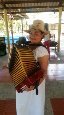 Tour a La Guajira; Vallenato