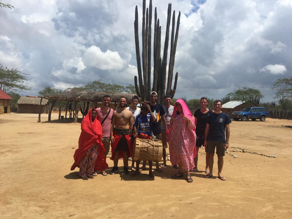 Tours a La Guajira; Wayuu