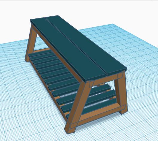 ספסל כניסה - חוברת בנייה דיגיטלית