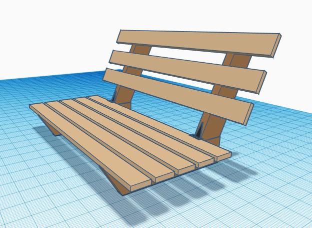ספסל זולה זוגי- מדריך בנייה דיגיטלי