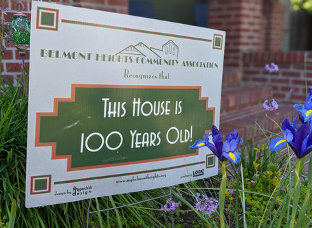 1920-2020: Has Your House Lived 100 Years?