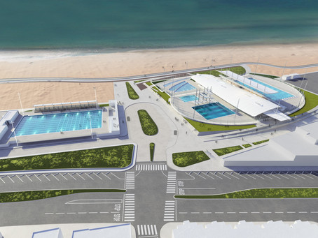 Belmont Beach & Aquatic Center  - Scheduled for February California Coastal Commission Hearing
