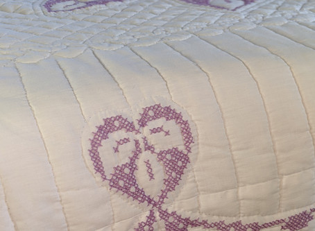 The Magic Quilt ~ Explaining Staying Home to Kids