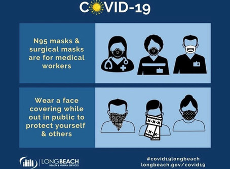 Why, Where, and How to Wear Face Masks in Public