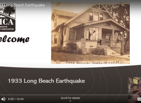 Earthquake '33