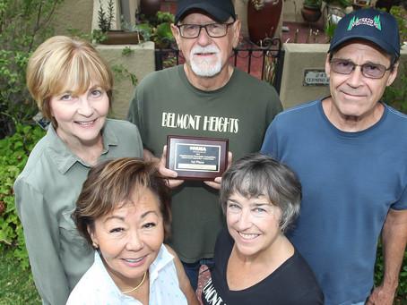 News From The Neighborhood  Wins National Award