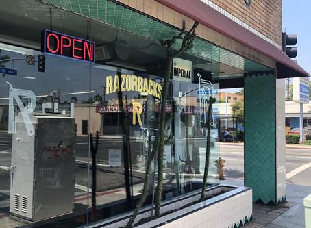 Razorback Barber Shop