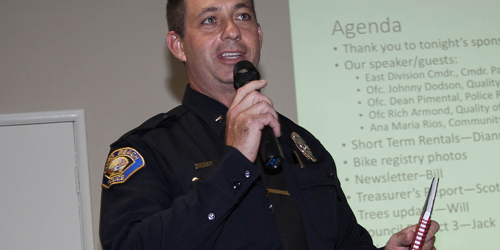LBPD-East Division Community Meeting