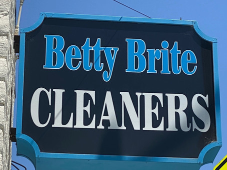 Betty Brite Cleaners
