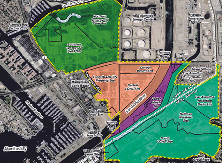 Plans for Restoring the Los Cerritos Wetlands - Open for Comments