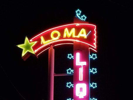 The Neon Signs of Belmont Heights