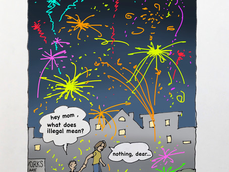 "This Cartoon is a ""Blast!"""