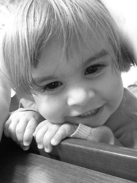 Kid Black and White arty photo.JPG