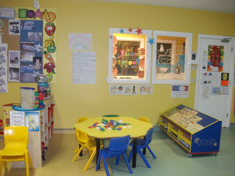 Playschool Room
