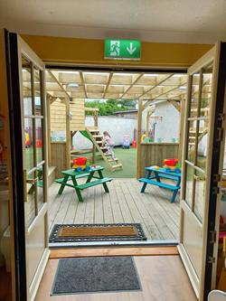 Wobble Room Garden