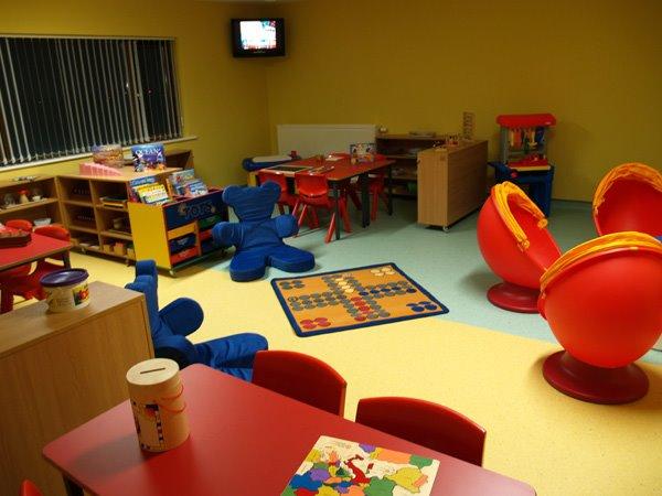 Afterschool Room