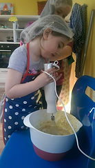 Tots Easter Culinary Camp 2015, Creche and Childcare Newbridge