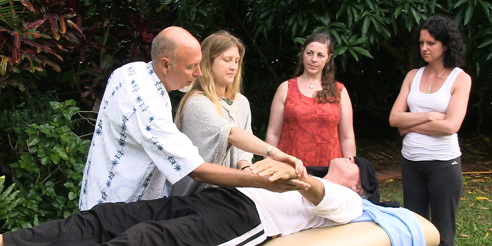 Touch For Health - Level One      Three-Day Certification Course - Edmonton, AB, Canada