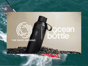 The Race Around partners with Ocean Bottle to tackle plastic pollution and drive towards circularity