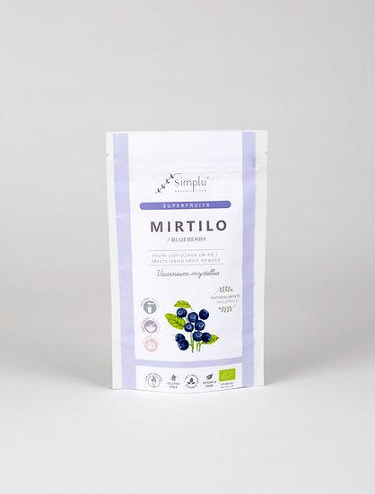 MIRTILO BIO pó / Bilberry Superpowder