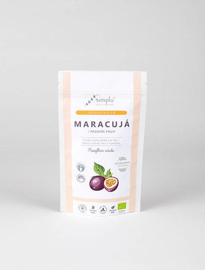 MARACUJÁ BIO pó / Passion Fruit Superpowder