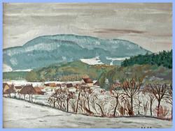 Suhr Winterlandschaft von Buhalde Richtung Gislifluh6