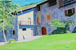 Künstlerhaus in Canale_Tenno Südtirol