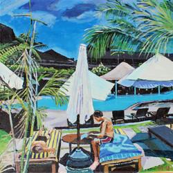 Hollyday Inn Resort auf Bali