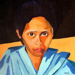 Balinesin in Manufaktur