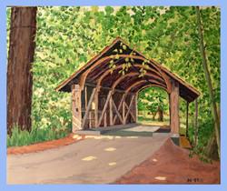Suhr Holzbrücke 2