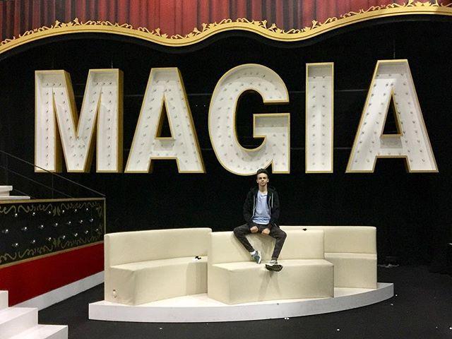 Pura Magia TVE 2018