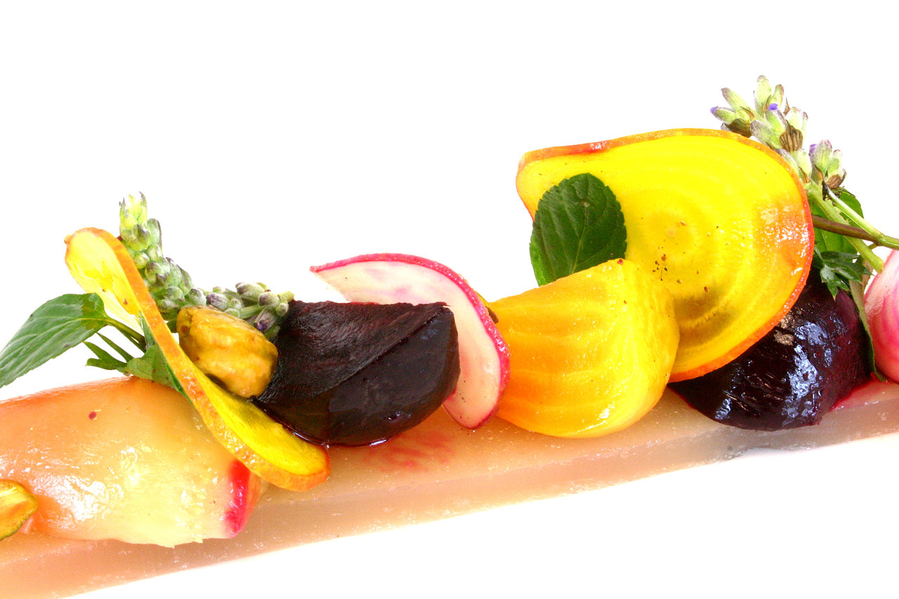 Beet+Salad+and+Pear+Cider+Jelly+Vinaigrette