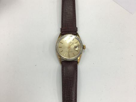 壊れた時計も高価買取いたします!
