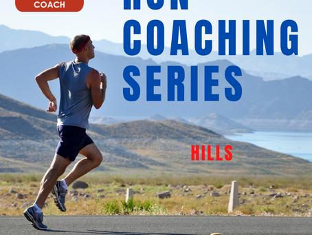 Run Coaching Clinic: Hills