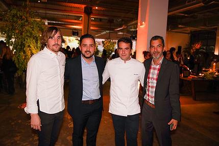 Mikel Goikolea, Jose Carreras, Aitor Gar