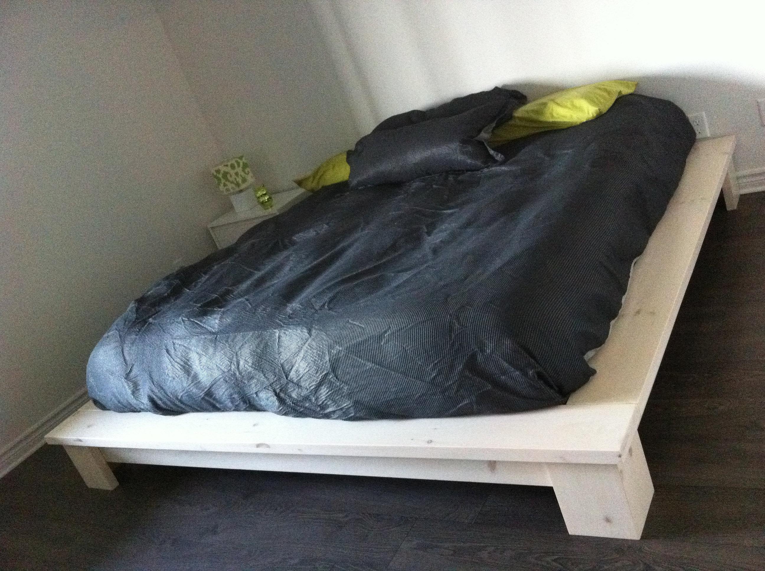 lit zen quebec base de lit b 7. Black Bedroom Furniture Sets. Home Design Ideas