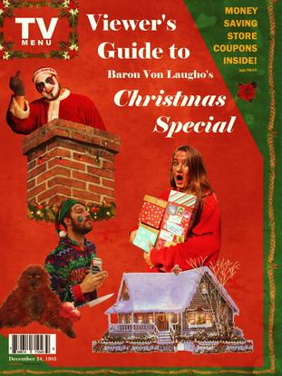 Baron Von Laugho's Christmas Special