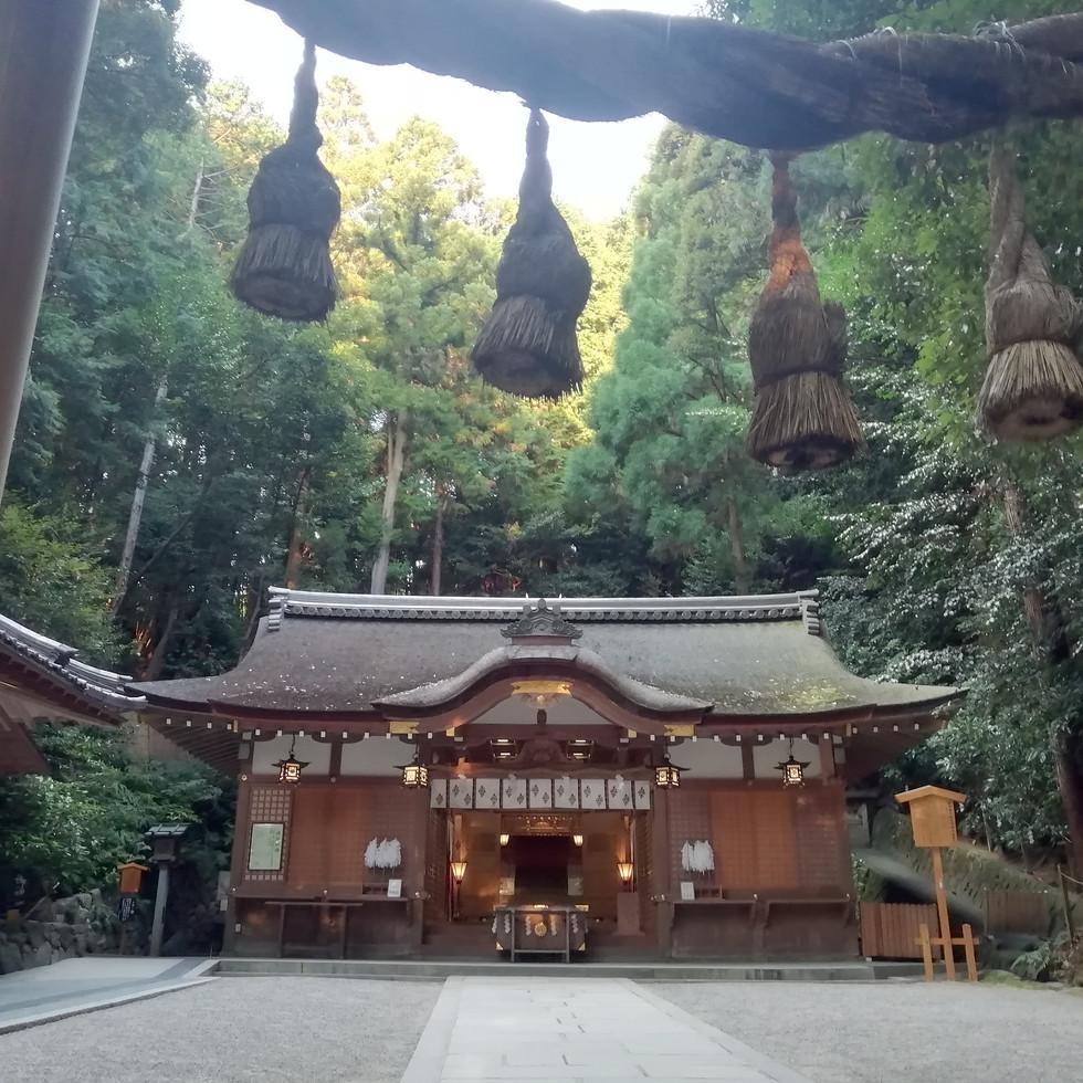 Sai jinja Shrine