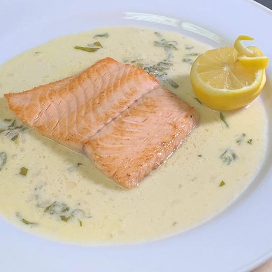 """Salmon """"Troisgros"""""""
