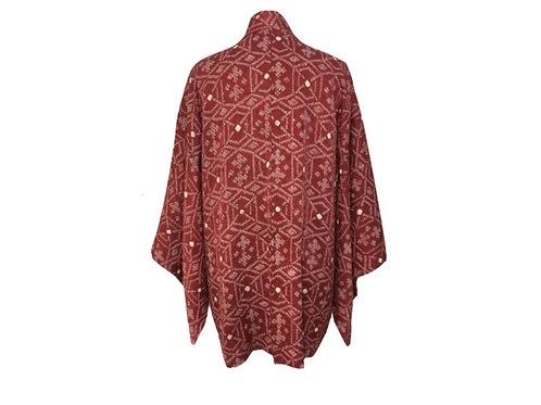 """Kimono (Haori) Seda """"Cho"""" (Sin Estrenar)"""
