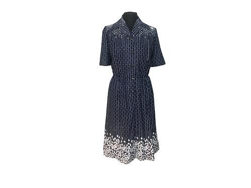 "Vestido ""Asa"" (Vintage Japonés)"