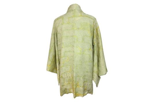 """Kimono (Haori) Seda """"Oishi"""" (Sin Estrenar)"""