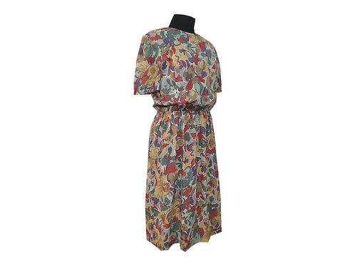 "Vestido ""Kibou"" (Vintage Japonés)"