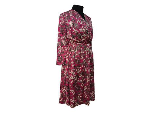 """Vestido """"Kuta""""(Vintage japonés)"""