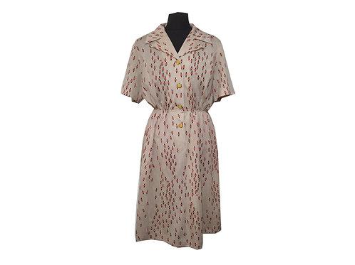 "Vestido ""Ishi"" (Vintage Japonés)"